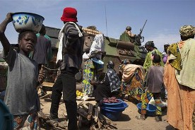 The poverty and socio-political upheaval of Mali