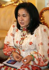 Rosmah Mansor - perception of her is negative. Doesn't she know this?