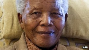 Mandela to the world, Madiba to his clan. An exceptional leader.