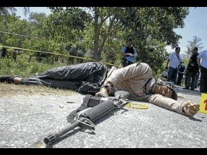 Killed Sulu Terrorist - some weapon he had!