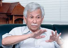 Daim Zainuddin - Astute and hard-hitting