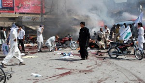 "Sectarian violence is a frequent occurrence in ""fragmented"" Pakistan"