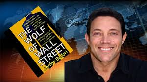 Jordan Belfort - the real life wolf with the winning smile, catching investors off guard.
