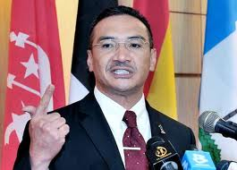 Hishamuddin Hussein, Acting Minister of Transports.  Decision must be for public good.