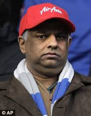 Tony Fernandes - accept it, your business wouldn't have thrived without government's support.