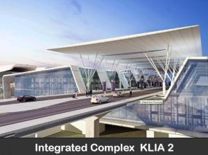 KLIA2 - the RM4 billion terminal for low cost carriers for everyone except AirAsia.