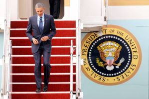 Welcome to Malaysia President Obama. (photo: The Star)