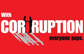 Corruption breeds and harbours  social injustice. (net image)