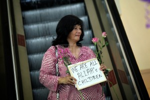 So are all of us Zainah! (Sisters in Islam founder, Zainah) [ Photo: Malaysian Insider]