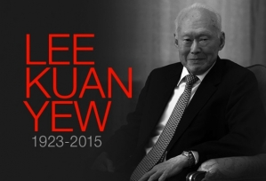 Father of Modern Singapore. May you Rest in Peace