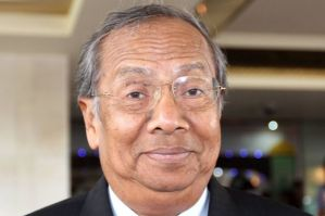 Adenan Satem, the current chief Minister of Sarawak.